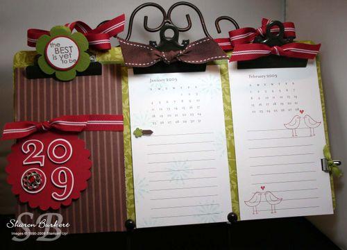 Calendar clipboard 1